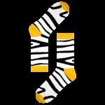 Medias Piel de Cebra