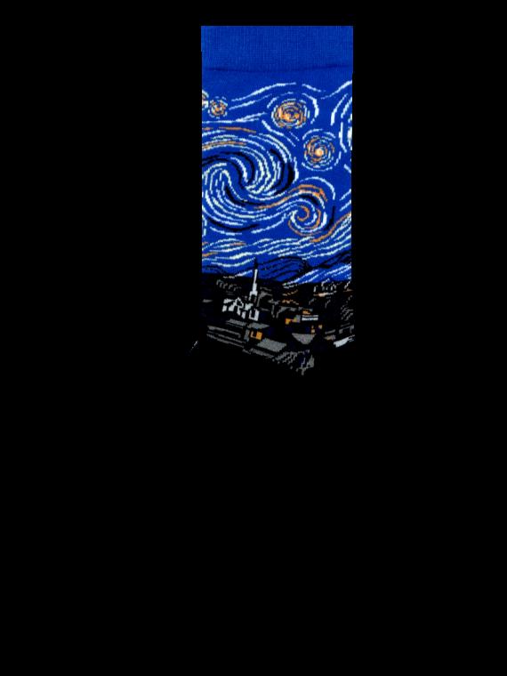 Medias Noche Estrellada