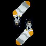 Medias Astronauta