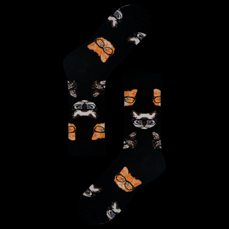 Medias Gatos