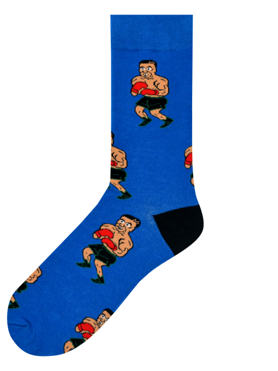 Medias Mike Tyson´s Punch Out