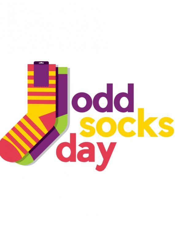 CEFS005 Medias Locas desiguales Freaky Socks calcetines 2