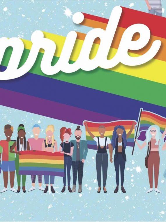 CEFS008 Medias Locas coleccion Pride Gay Freaky Socks
