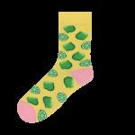 Medias Locas calcetines divertidos de diseño de limón Freaky Socks