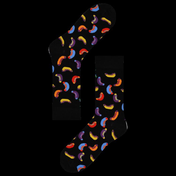 Medias Locas calcetines divertidos de diseño de dulcecitos Freaky Socks