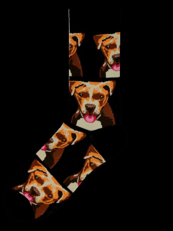 Medias Locas calcetines divertidos de diseño de perritos Freaky Socks