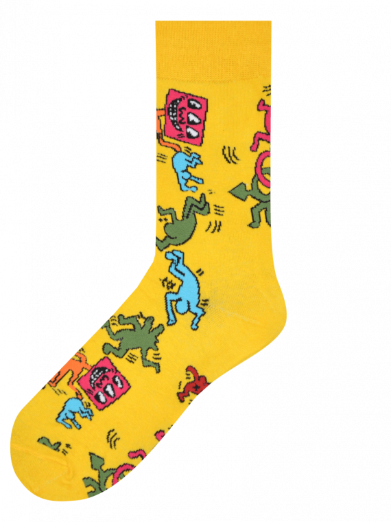 Medias Locas calcetines divertidos de diseño de recochita Freaky Socks